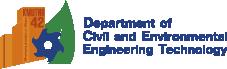 ภาควิชาเทคโนโลยีวิศวกรรมโยธาและสิ่งแวดล้อม Logo